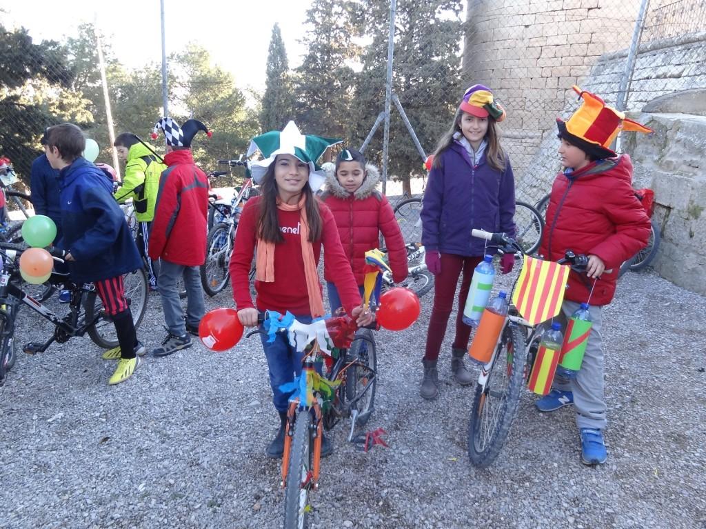 Carnaval bicis 3 Arbeca